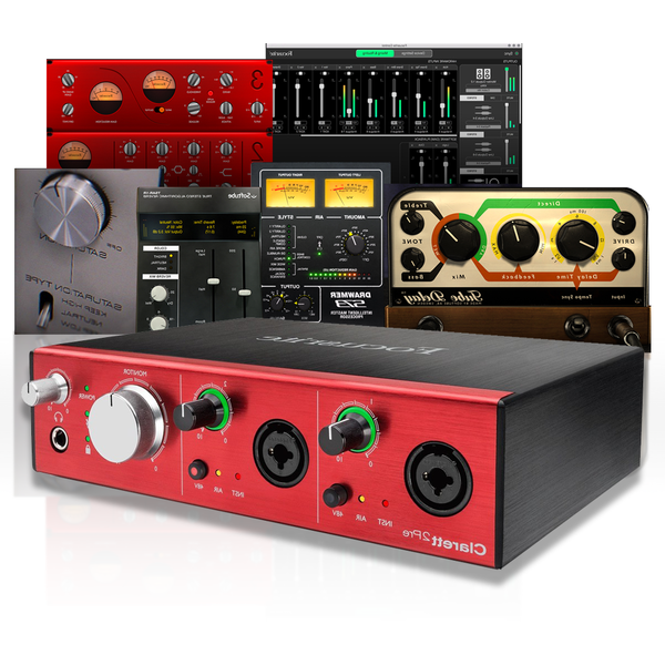 Focusrite carte son